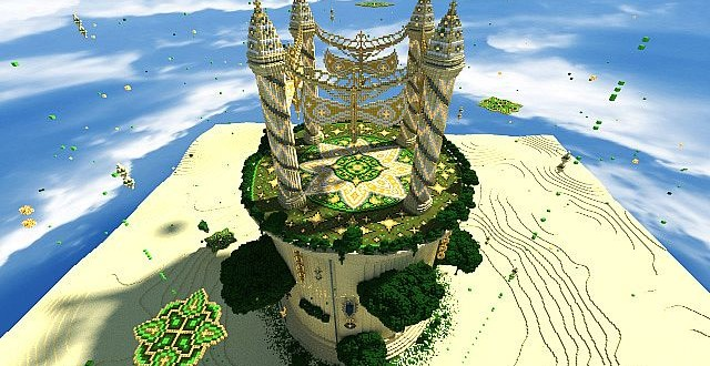 Tower Minecraft Building Inc