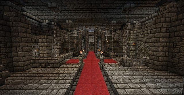 Castle Dravulkan minecraft building ideas 11
