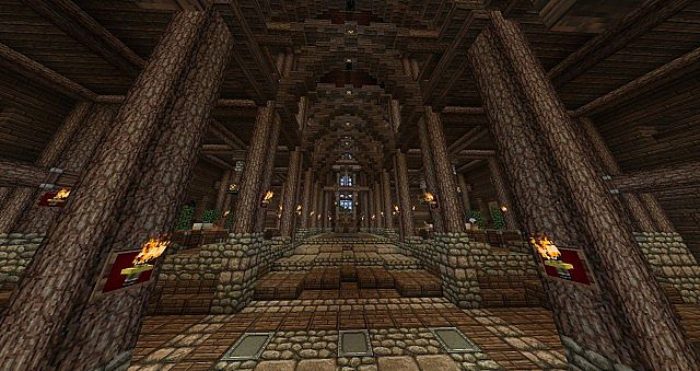 Centerfield Castle Minecraft Building Ideas Medieval 3