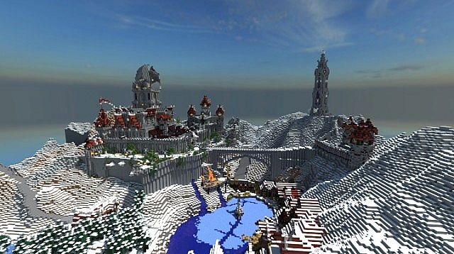 Coldcroth The Province of Bone and Scale minecraft building ideas 2