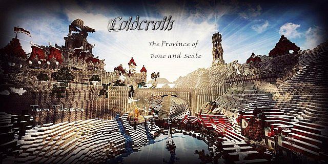 Coldcroth The Province of Bone and Scale minecraft building ideas