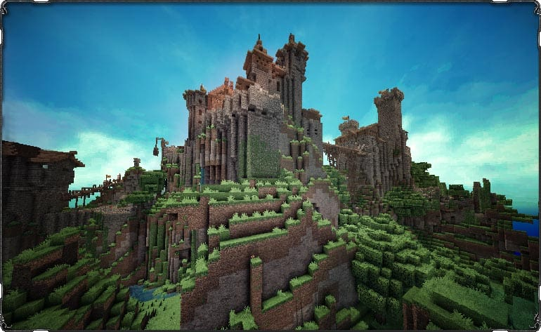 Conquest resource pack minecraft texture 3