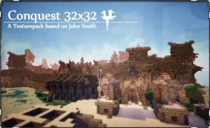 Conquest resource pack minecraft texture