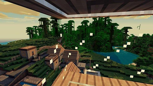 Coterie Craft 16x Texture Pack resource minecraft building 8