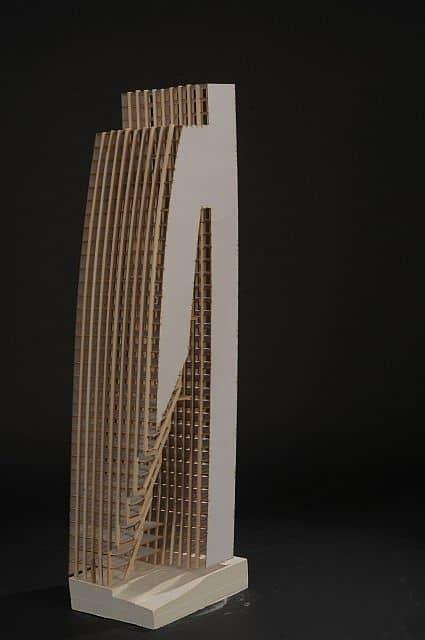 Echo Tower skyscraper city minecraft building ideas 8