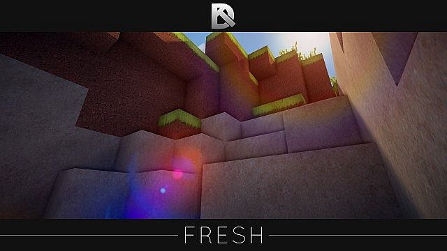Fresh HD Texture Pack Minecraft 2