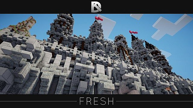 Fresh HD Texture Pack Minecraft 3
