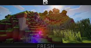 Fresh HD Texture Pack Minecraft 9