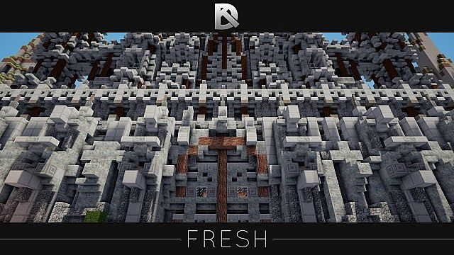 Fresh HD Texture Pack Minecraft 5