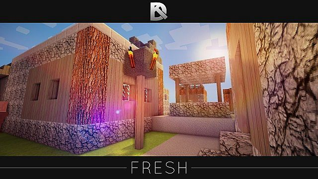 Fresh HD Texture Pack Minecraft 6