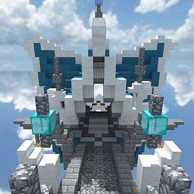Heaven minecraft build 2