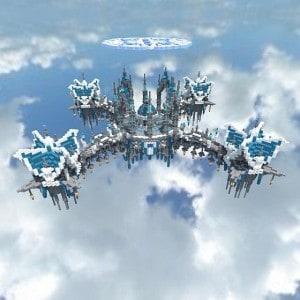 Heaven minecraft build