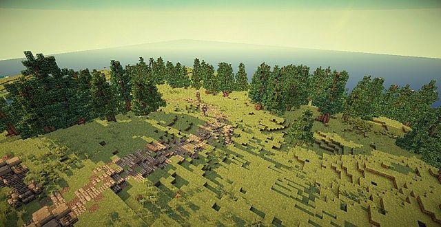 Medieval Mansion minecraft building ideas 12