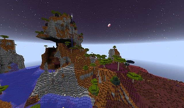 Norzeteus Mars Edition minecraft building resource pack 10