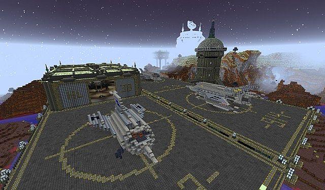 Norzeteus Mars Edition minecraft building resource pack 11