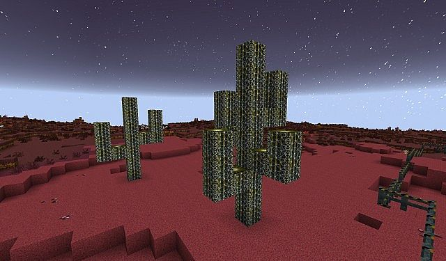 Norzeteus Mars Edition minecraft building resource pack 6