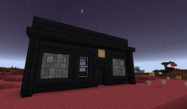 Norzeteus Mars Edition minecraft building resource pack 8