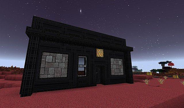 Norzeteus Mars Edition minecraft building resource pack 8