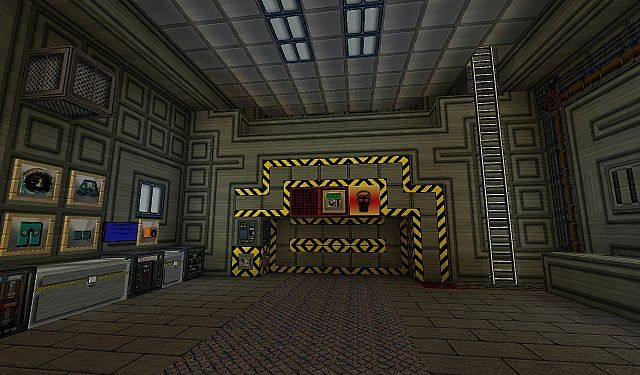 Norzeteus Mars Edition minecraft building resource pack 9