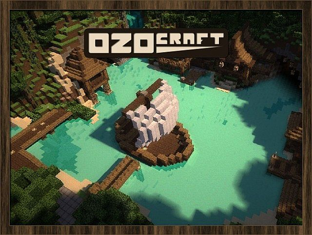 Photo of OzoCraft | Texture Pack