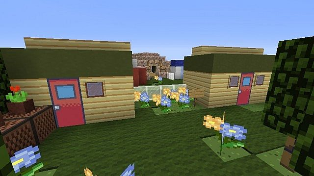 Pokemon R S E Pack texture resoucre minecraft 6