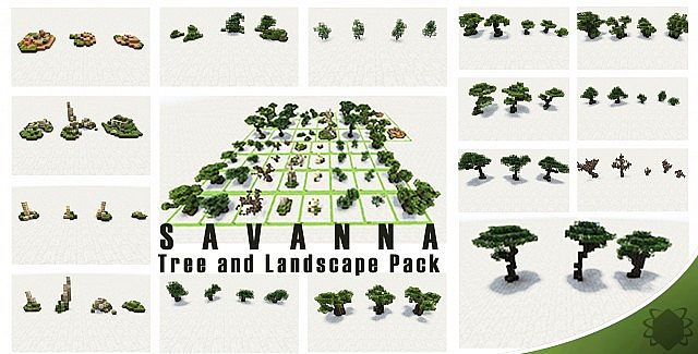 Photo of Savanna Tree Pack