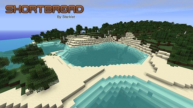 Shortbread texture pack minecraft realistic resource