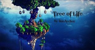 Floating island tree of life