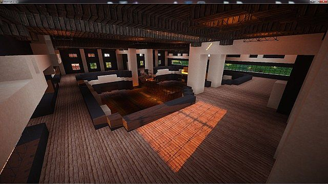 Chroma High School minecraft building ideas 5