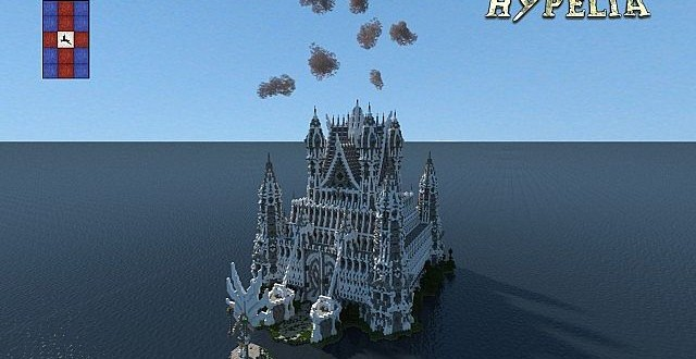 Скачать карту Древняя крепость для Майнкрафт 1.7.10