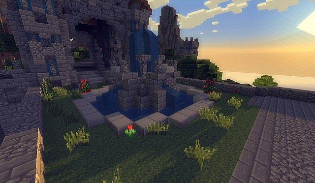The kings garden minecraft building ideas 3