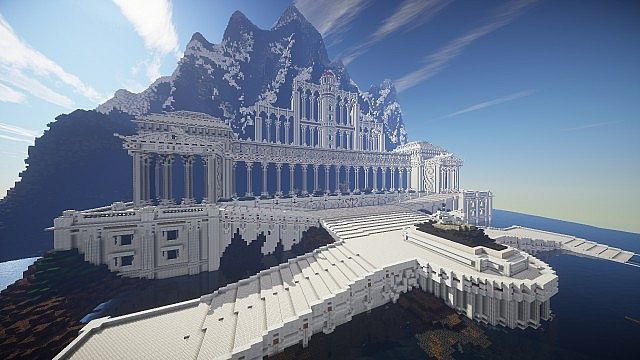 Aegea Cielo minecraft amazing building ideas 3