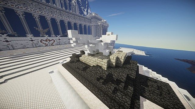 Aegea Cielo minecraft amazing building ideas 4