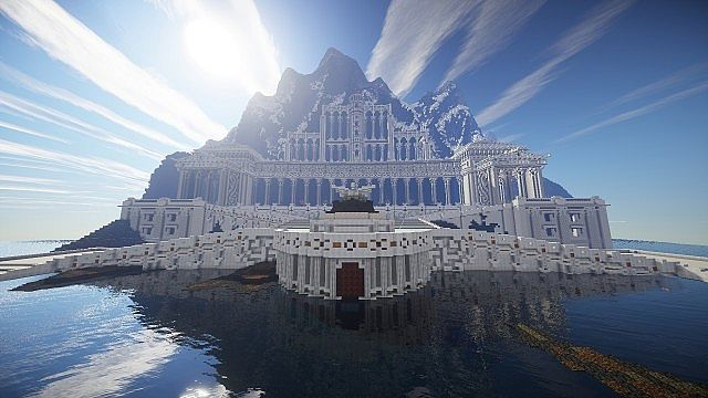 Aegea Cielo minecraft amazing building ideas