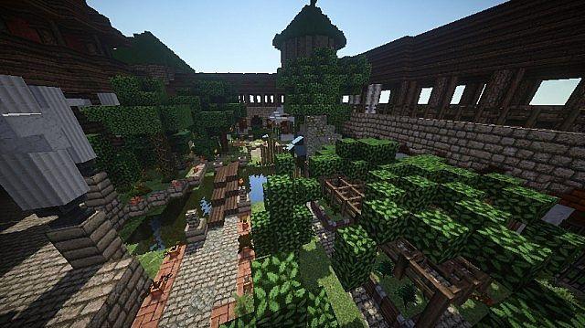 Frozen Movie - Arendelle minecraft building ideas 13