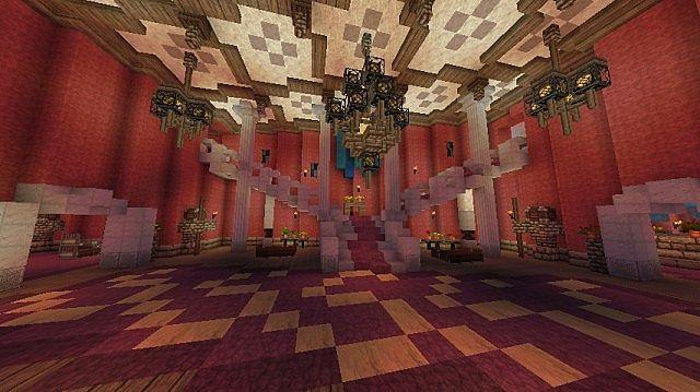 Frozen Movie - Arendelle minecraft building ideas 8