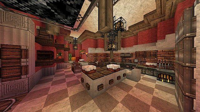 Frozen Movie - Arendelle minecraft building ideas 9