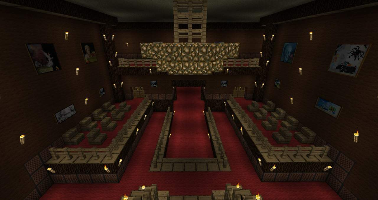 Royal Palace minecraft casdle design build ideas 7