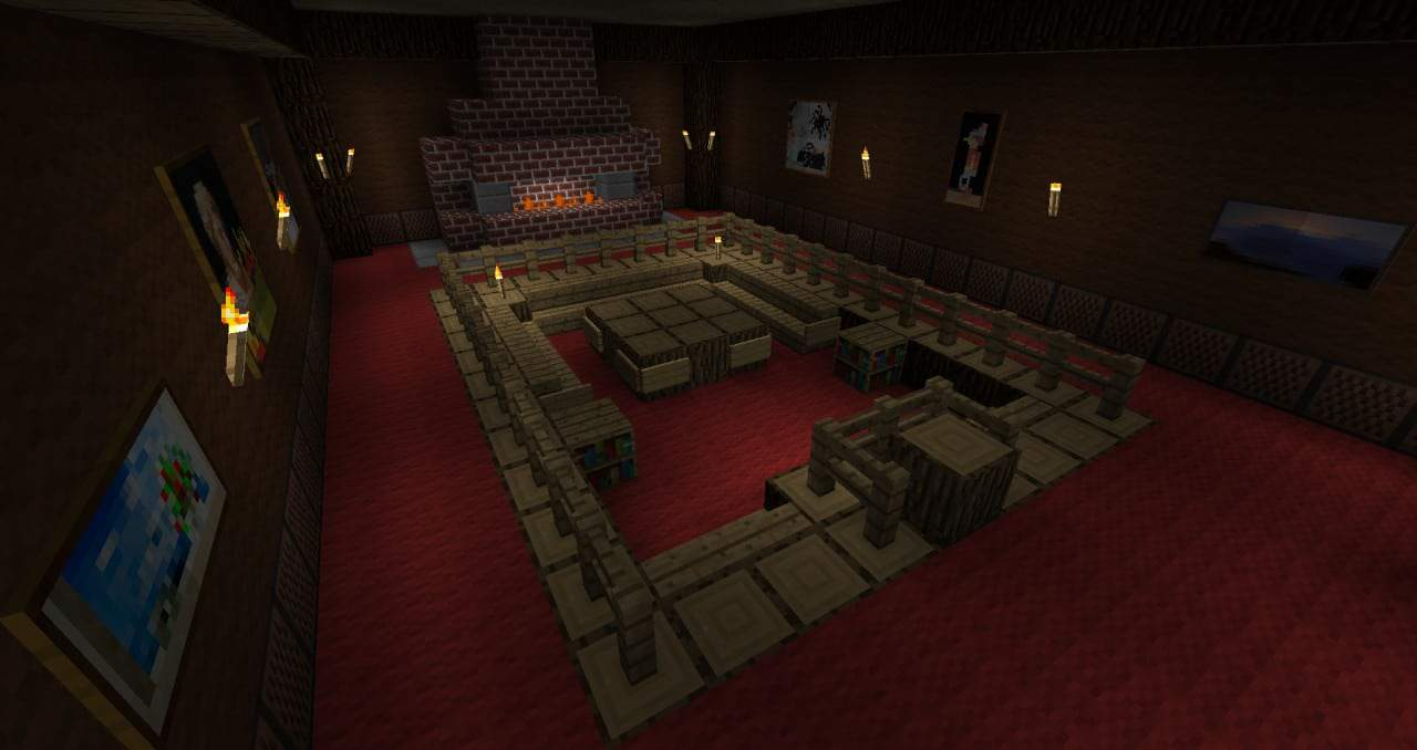 Royal Palace minecraft casdle design build ideas 8