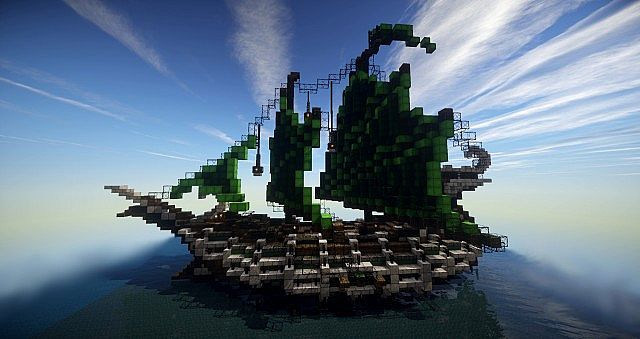 Elven Map Pack and Download Building ideas single build 11
