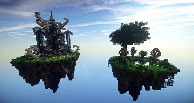 Elven Map Pack and Download Building ideas single build 12