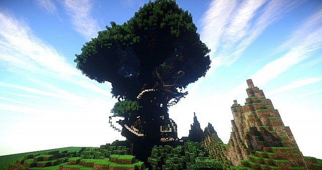 Elven Map Pack and Download Building ideas single build 15