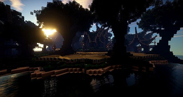 Elven Map Pack and Download Building ideas single build 5
