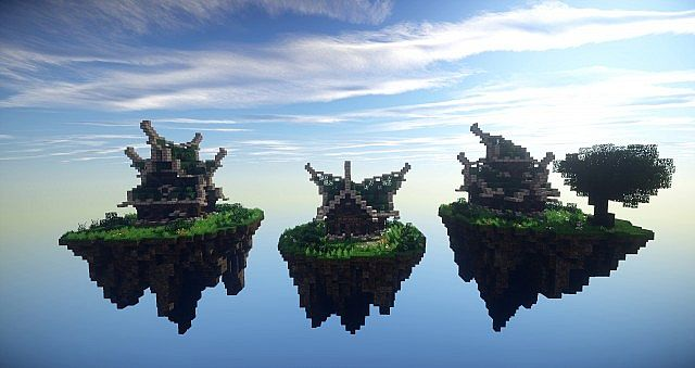 Elven Map Pack and Download Building ideas single build 6