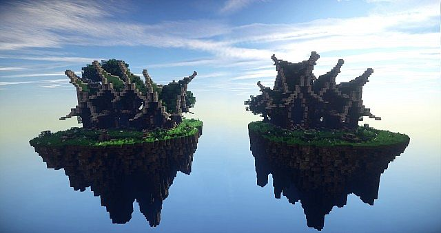 Elven Map Pack and Download Building ideas single build 8