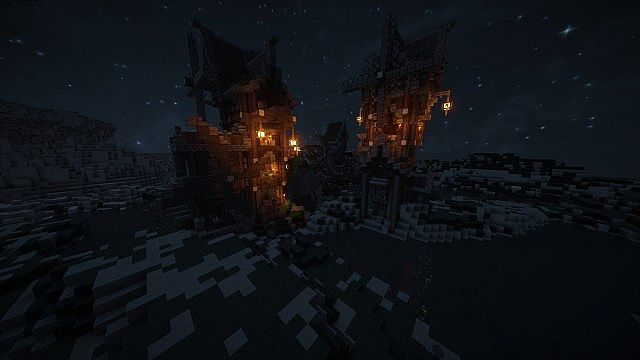 Eulias Steampunk Hideaway minecraft tower build 6