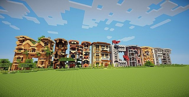 House Minecraft Building Inc