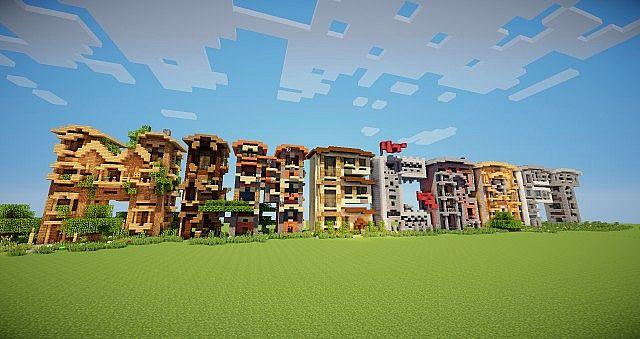Minecraft frame house idea writing