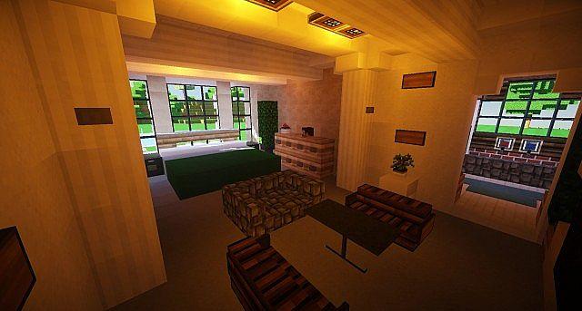Plantation Mansion Minecraft building history ideas house 10