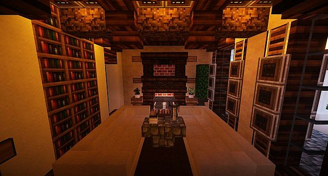 Plantation Mansion Minecraft building history ideas house 4